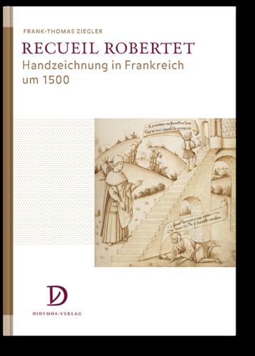 Recueil-Robertet-Handzeichnung-in-Frankreich-um-1500